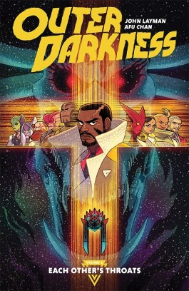 Outer Darkness, Vol. 1: Each Other's Throats TP