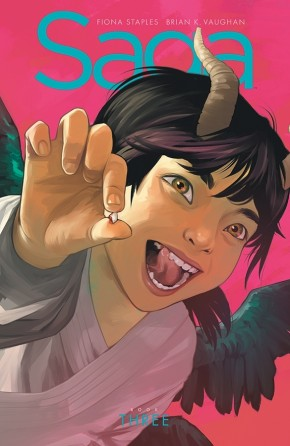 Saga: Book Three Deluxe HC