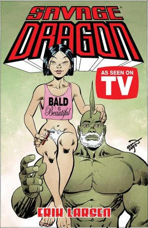 Savage Dragon: As Seen On TV TP