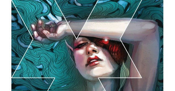 Multiple issues of Kieron Gillen & Stephanie Hans' DIE rushed back to print
