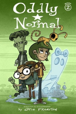 Oddly Normal Vol. 2 TP