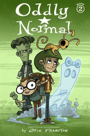 Oddly Normal, Vol. 2 TP