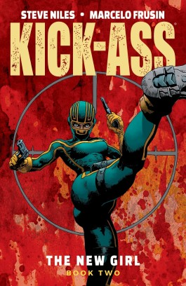 Kick-Ass: The New Girl, Vol. 2 TP
