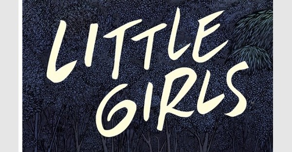 Debut creators Nicholas Aflleje & Sarah DeLaine announce national book tour this May for new LITTLE GIRLS graphic novel