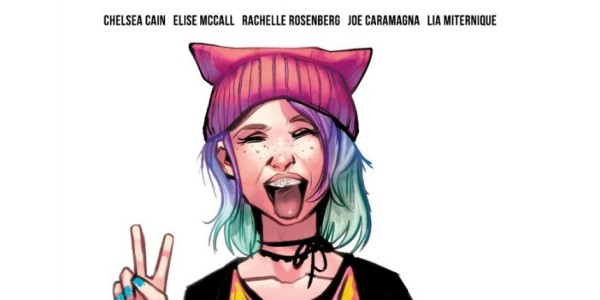 Elise McCall to be promoted to MAN-EATERS main series artist this June
