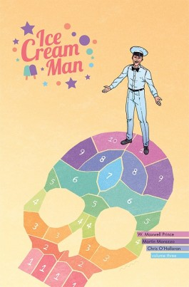 Ice Cream Man, Vol. 3: Hopscotch Mélange TP