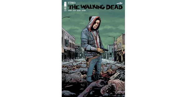 THE WALKING DEAD #192 EVENT ISSUE IMMEDIATELY RUSHED BACK TO PRINT, WILL FEATURE COMMEMORATIVE COVER