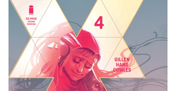 Fan support skyrockets with each new issue of Kieron Gillen & Stephanie Hans' hot new series DIE
