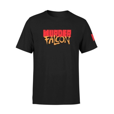 MURDER FALCON TOUR T-SHIRT - $25