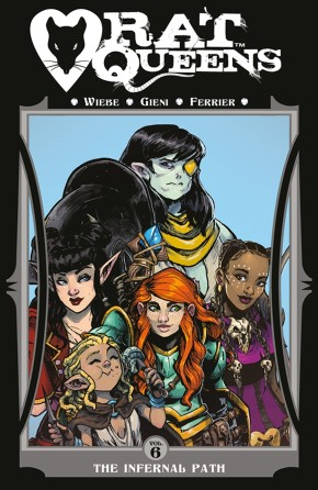 Rat Queens, Vol. 6: The Infernal Path TP