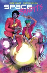 Space Bandits #1 (of 5)