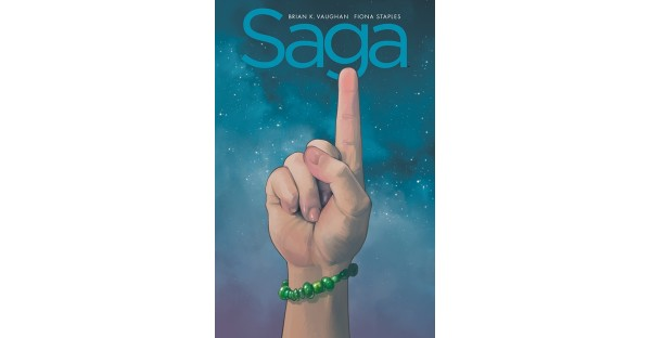 SAGA: COMPENDIUM ONE SURPRISE DROPS IN STORES TOMORROW