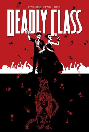 Deadly Class, Vol. 8: Never Go Back TP