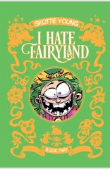 I Hate Fairyland, Book Two HC