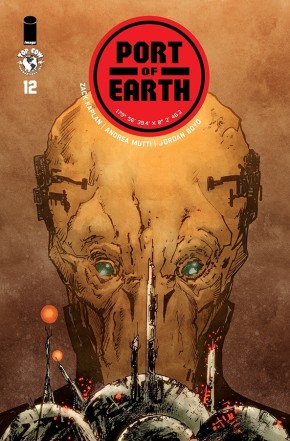 Port of Earth #12