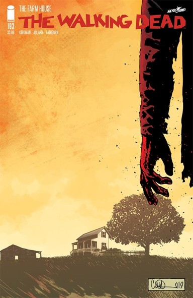 The Walking Dead #193
