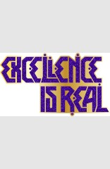 Excellence Is Real Pin - $10