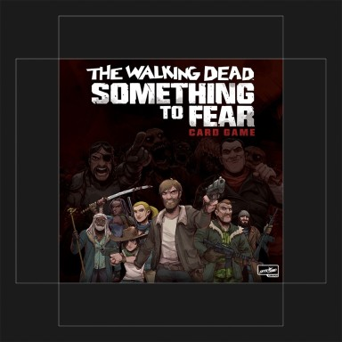 The Walking Dead: Something To Fear Card Game - $20