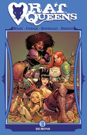 Rat Queens, Vol. 3: Demons TP