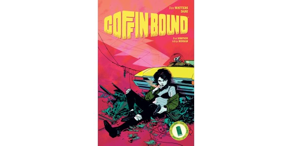 Action-packed story & nightmarish characters collide in new series COFFIN BOUND