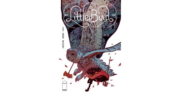 Industry abuzz for breakout hit LITTLE BIRD, debut issue rushed back to print