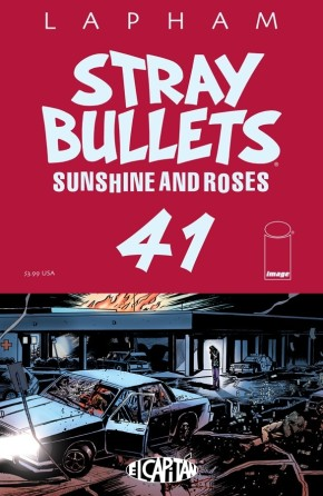 Stray Bullets: Sunshine & Roses #41
