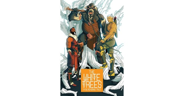 Daredevil writer Chip Zdarsky teams up with Runaways artists Kris Anka & Matt Wilson for an all-new fantasy miniseries, THE WHITE TREES