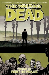 The Walking Dead, Vol. 32: Rest In Peace TP