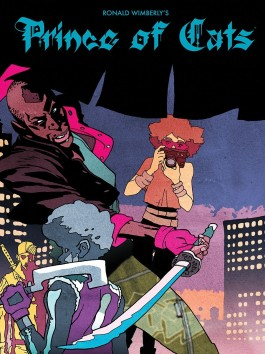 Prince of Cats OGN TP