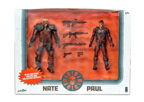 DIE!DIE!DIE! Stealth Action Figure 2-Pack