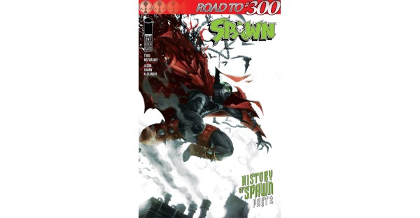 SPAWN #297 rushed back to print in anticipation of upcoming SPAWN #300 milestone issue