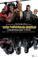 The Walking Dead: Compendium Four
