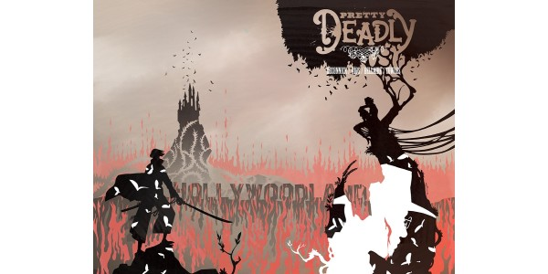 PRETTY DEADLY returns with new story arc THE RAT this September