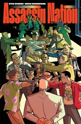 Assassin Nation, Vol. 1 TP