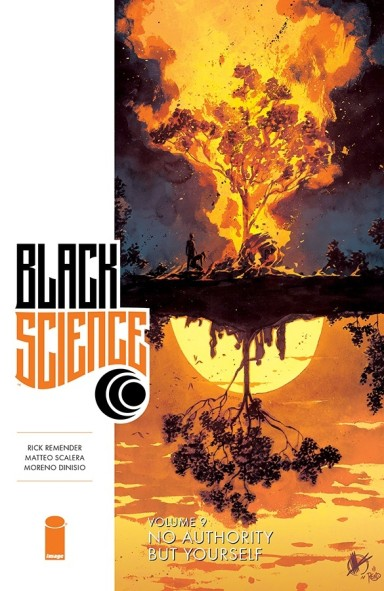 Black Science, Vol. 9: No Authority But Yourself TP
