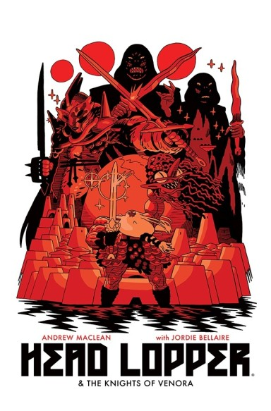Head Lopper, Vol. 3: Head Lopper & The Knights of Venora TP