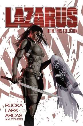 Lazarus: The Third Collection HC