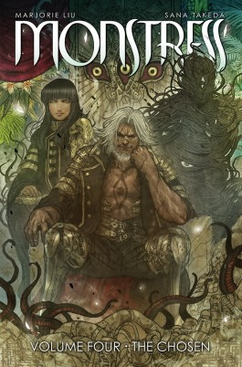 Monstress, Vol. 4 TP