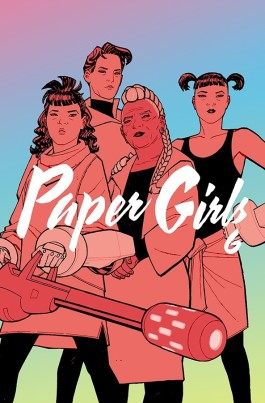 Paper Girls, Vol. 6 TP