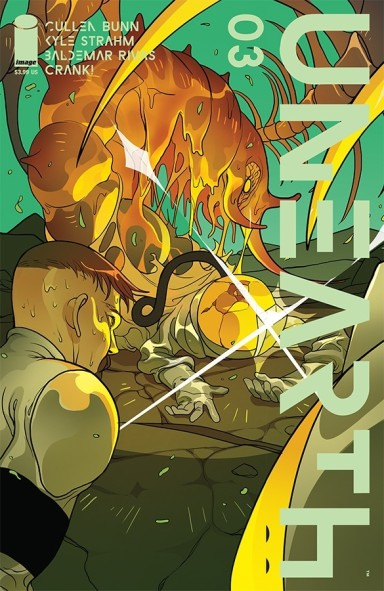 Unearth #3