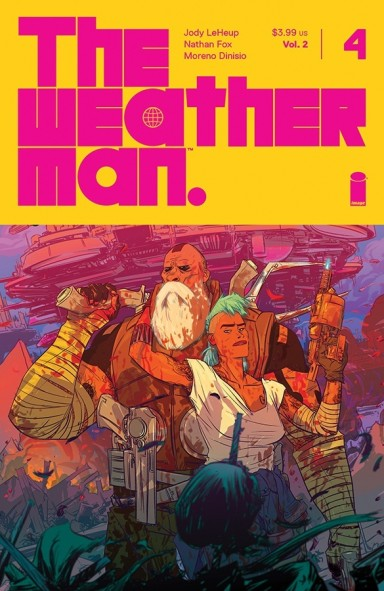 The Weatherman Vol. 2 #4