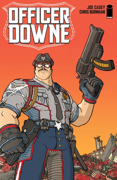 Officer Downe #1