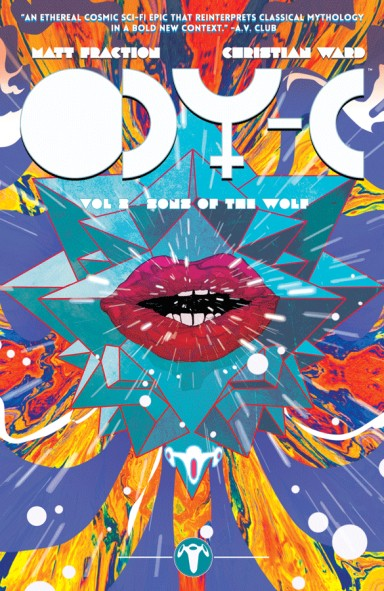 Ody-C Vol. 2: Sons Of The Wolf TP