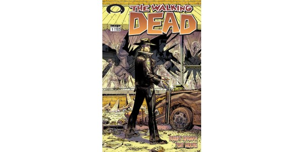 A PERFECT FIRST ISSUE—Publisher Eric Stephenson Talks THE WALKING DEAD