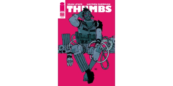 THRILLER SERIES THUMBS RUSHED BACK TO PRINT THIS WEEK