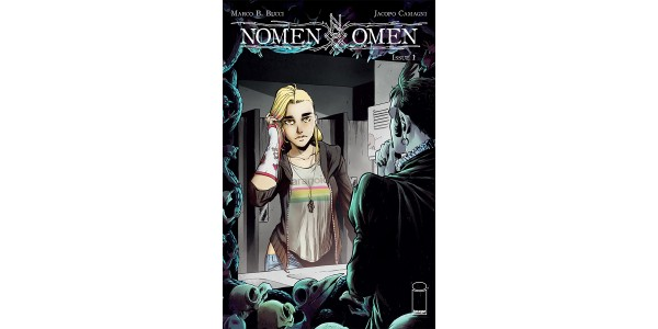 DARK WITCHCRAFT & SUSPENSE COLLIDE IN NEW COMIC BOOK MAXISERIES NOMEN OMEN