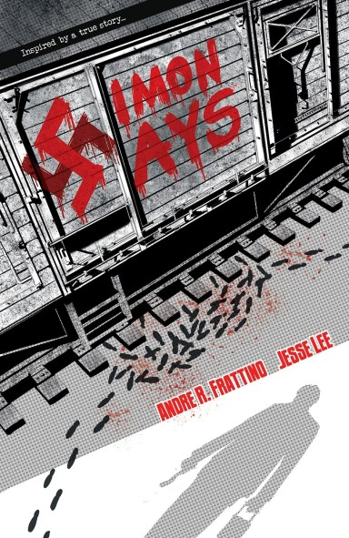 Simon Says: Nazi Hunter, Vol. 1 OGN TP