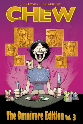Chew Omnivore Edition, Vol. 3 HC
