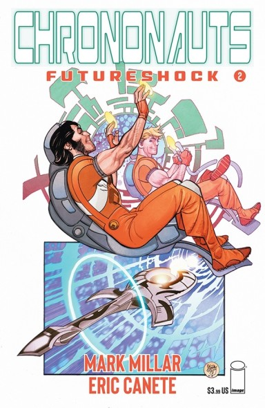 Chrononauts: Futureshock #2 (of 4)