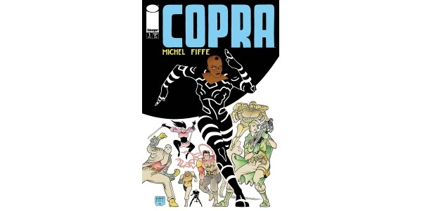 COPRA RETURNS IN AN ALL-NEW ONGOING SERIES THIS OCTOBER FROM IMAGE COMICS